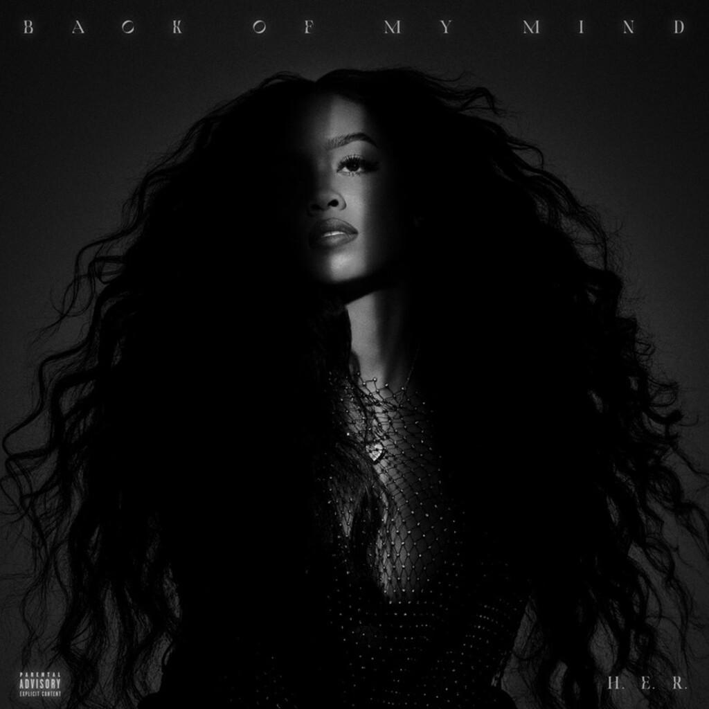 """È uscito """"Back of my mind"""" il nuovo album di inediti di H.E.R."""