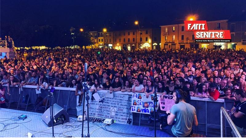 Fatti Sentire - Festival della musica emergente italiana