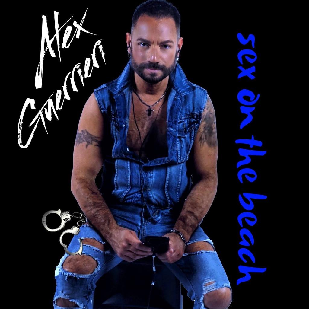 """Il nuovo singolo di Alex Guerrieri: """"Sex on the beach"""""""