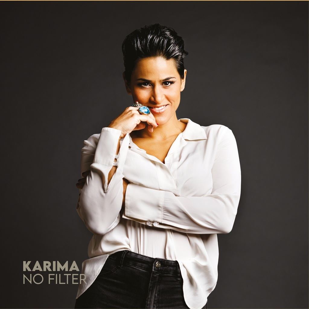 Karima in concerto alla Casa del Jazz di Roma