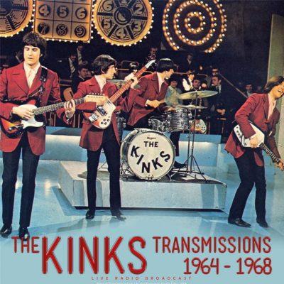 Kinks - Transmissions 1964-1968