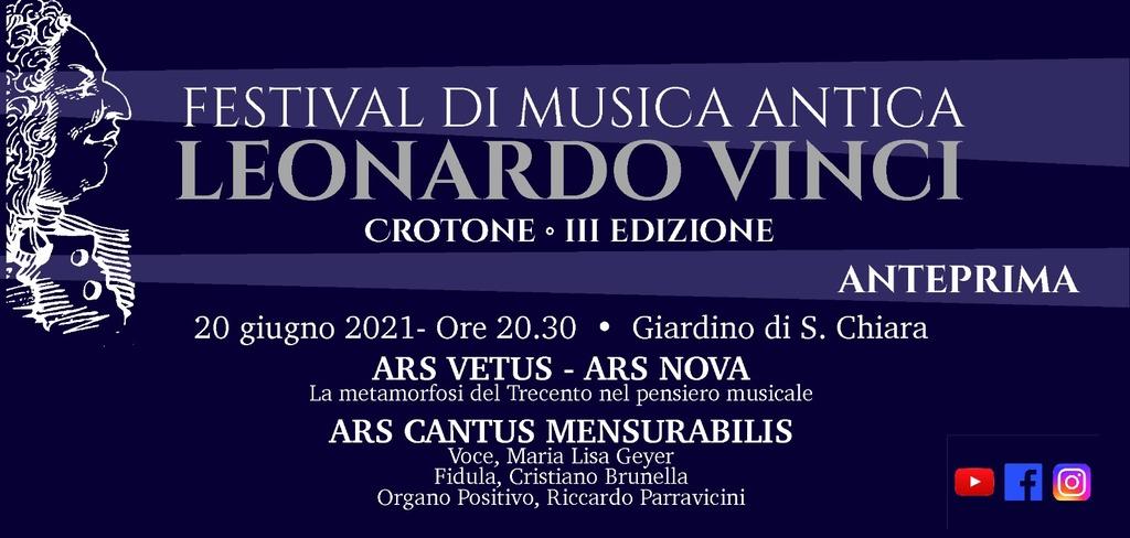 Leonardo Vinci Festival - Anteprima della terza edizione