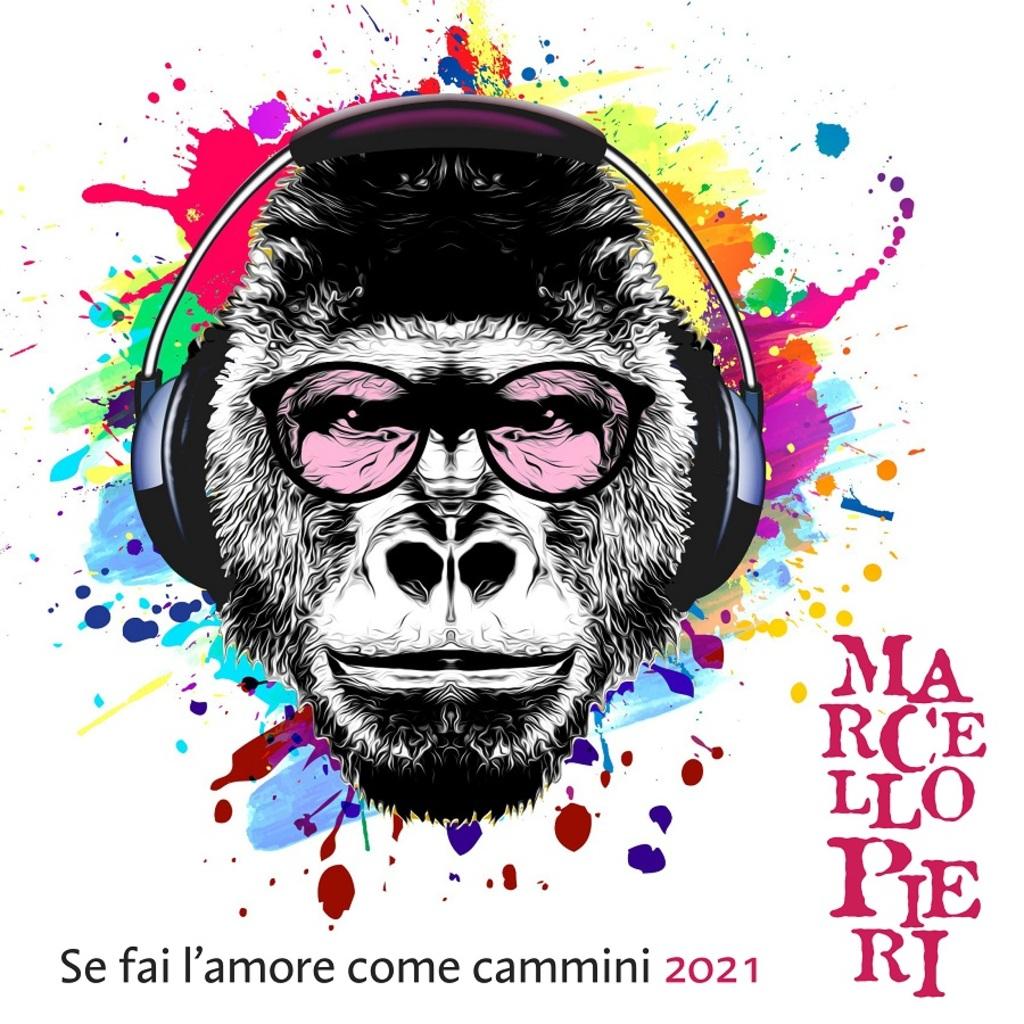 """Marcello Pieri torna in radio e in digitale """"Se fai l'amore come cammini (vengo a piedi con te)"""""""