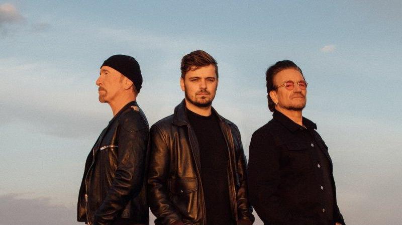 """Martin Garrix da oggi in radio e in digitale la versione remix di """"We are the people"""" feat. Bono & The Edge"""