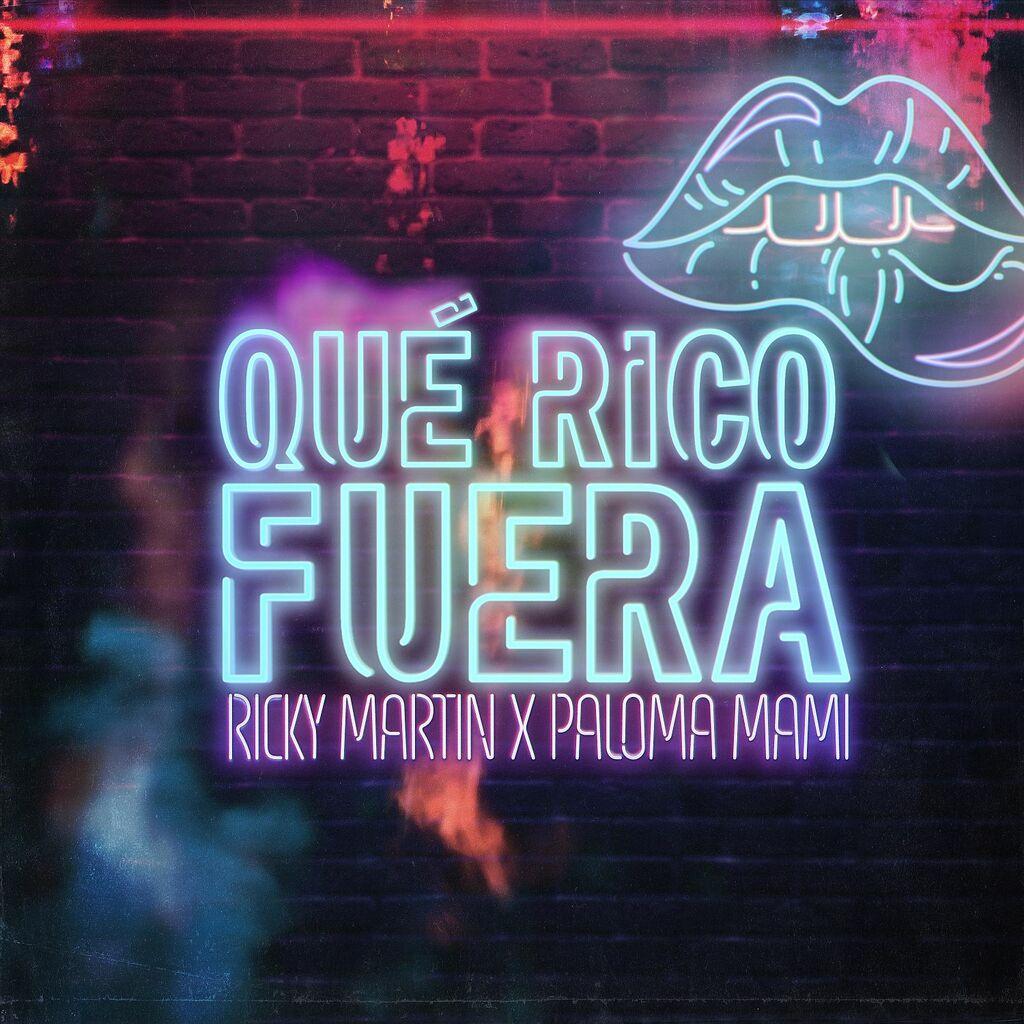 """Ricky Martin e Paloma Mami nel nuovo singolo """"Qué rico fuera"""""""