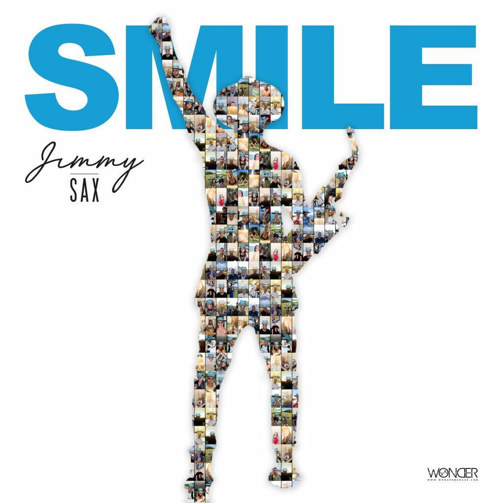 """""""Smile"""": il nuovo singolo di Jimmy Sax"""