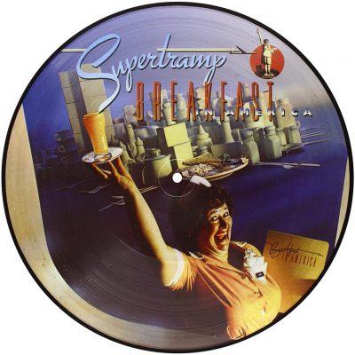 Supertramp - Breakfast In America (Picture Disc)