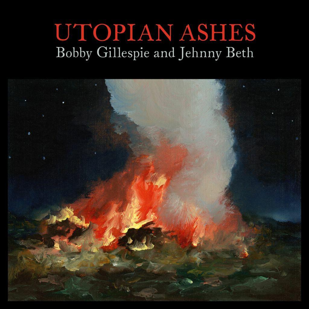 """Bobby Gillespie e Jehnny Beth per la prima volta insieme in """"Utopian ashes"""""""
