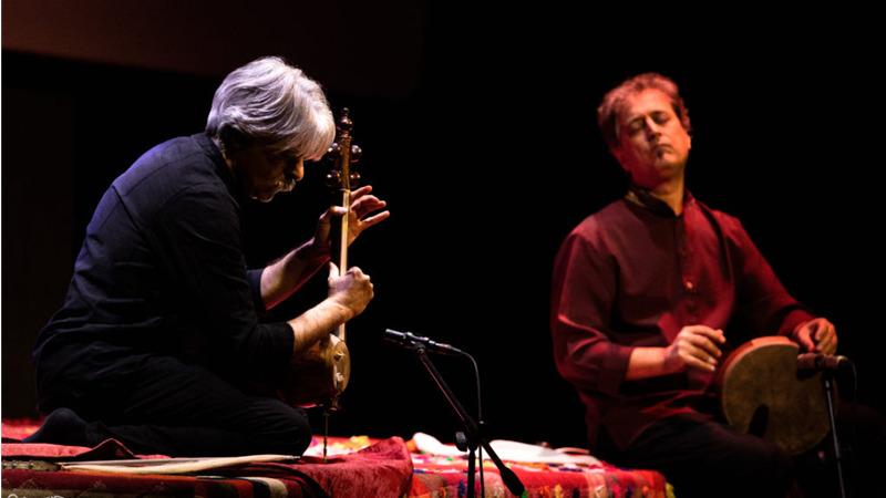 Concerto di musica persiana: Kayhan Kalhor e Behnam Samani