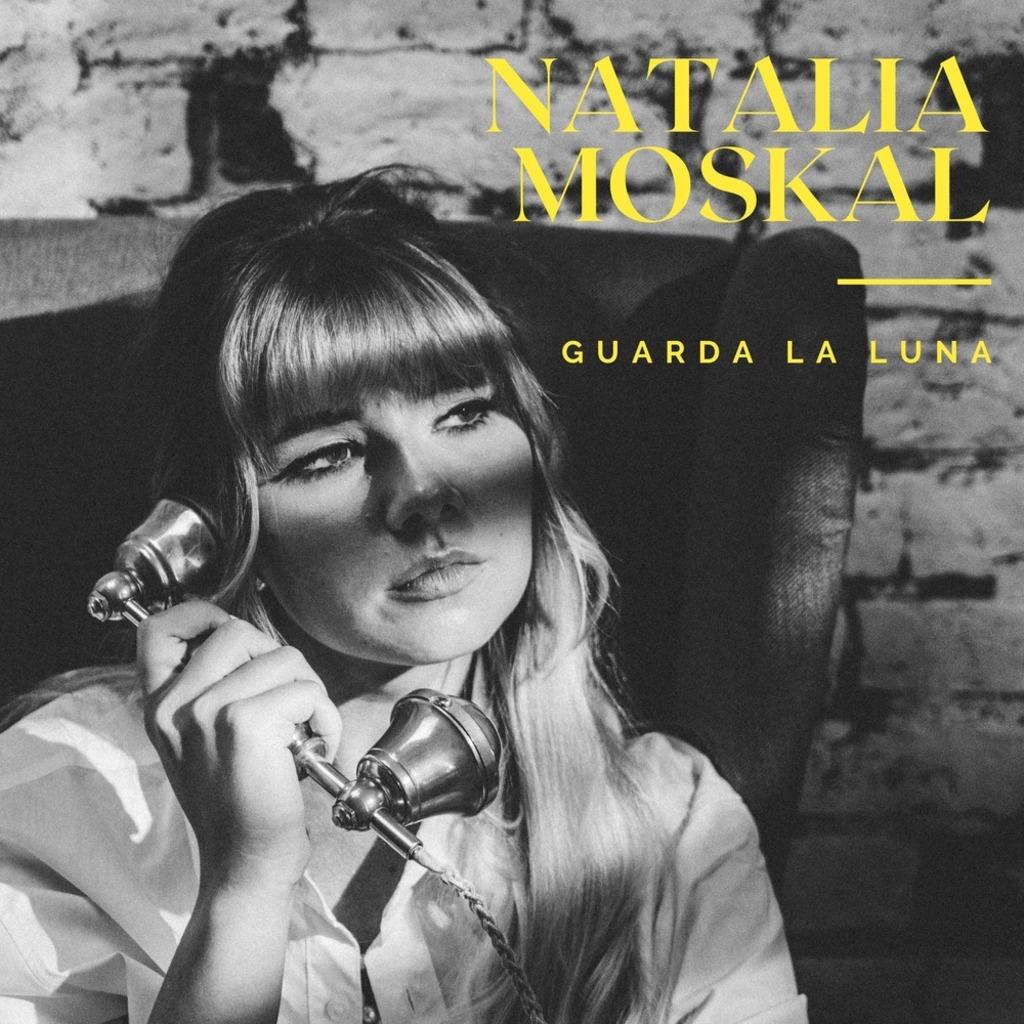 """È in radio e disponibile in digitale """"Guarda la luna"""" di Natalia Moskal"""