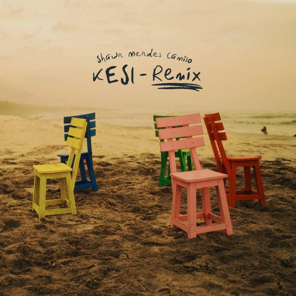 """È uscito in digitale """"Kesi (Remix)"""" di Camilo con Shawn Mendes"""