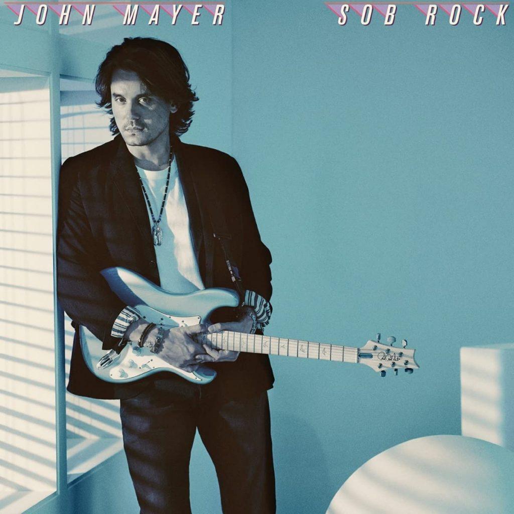 """È uscito oggi in digitale, cd e vinile il nuovo album """"Sob Rock"""" di John Mayer"""