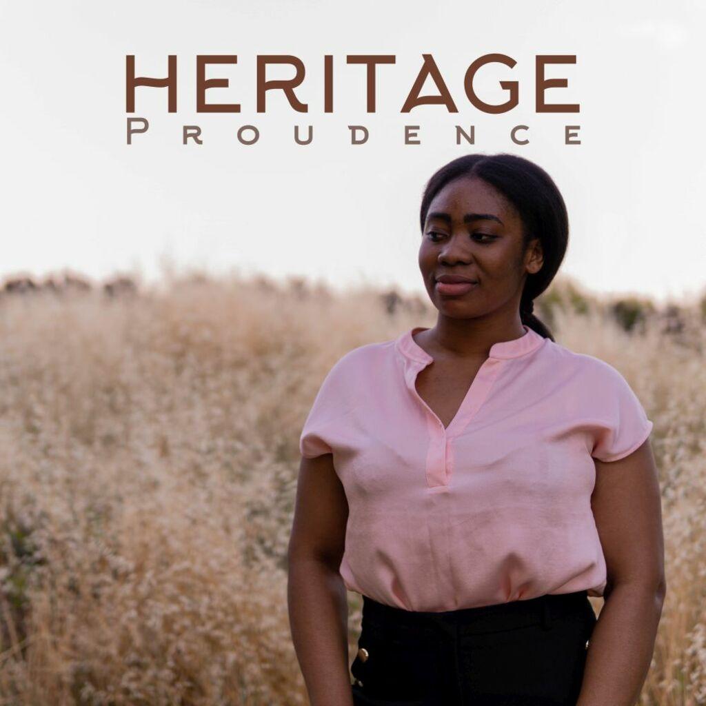 """""""Heritage"""": il brano d'esordio della cantautrice ivoriana Proudence"""