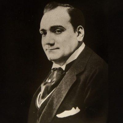 Inaugura la Casa Museo Enrico Caruso