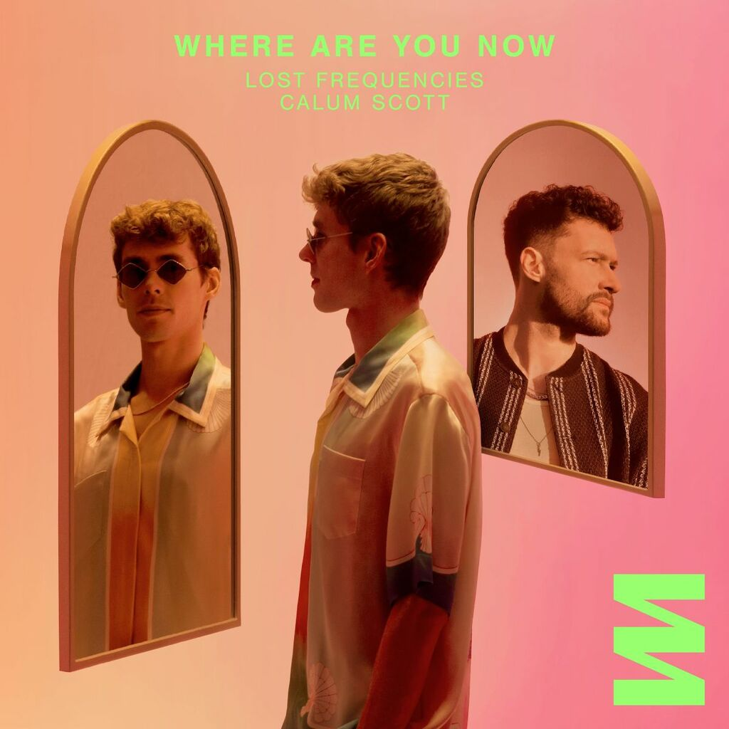 """Lost Frequencies - """"Where Are You Now"""" ft. Calum Scott"""