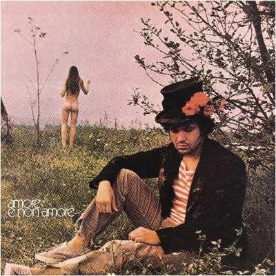 Lucio Battisti - Amore e non amore (LP + Book)
