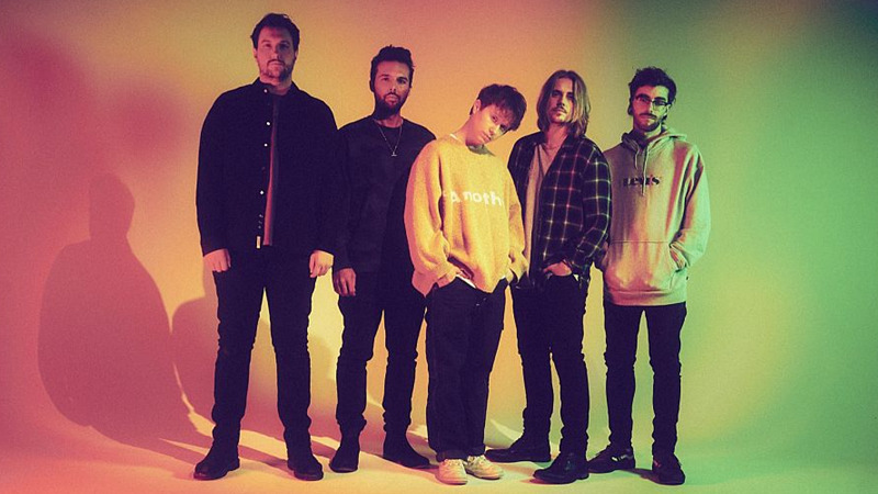 """Nothing But Thieves: è uscito il nuovo EP """"Moral panic II"""""""