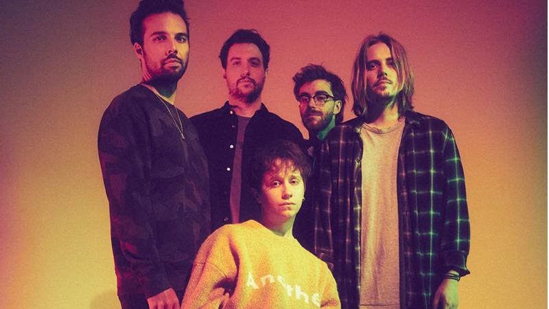 "Nothing But Thieves: venerdì 23 luglio esce il nuovo EP ""Moral panic II"""