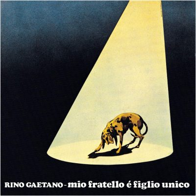 Rino Gaetano - Mio fratello è figlio unico (LP + Book)