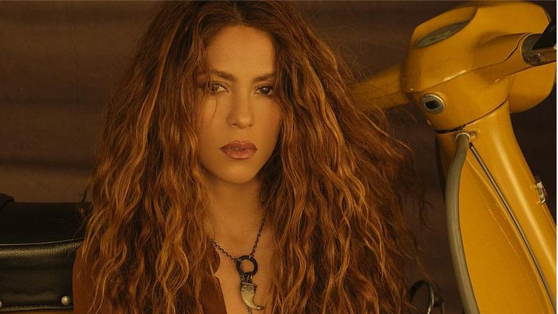 """Shakira torna con il nuovo singolo """"Don't wait up"""""""