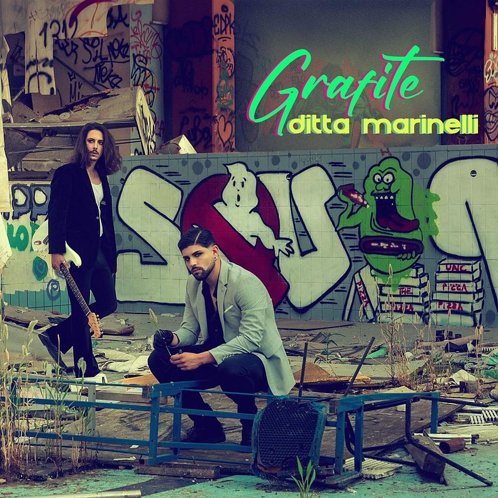"""Ditta Marinelli: disponibile in digitale il nuovo brano """"Grafite"""""""