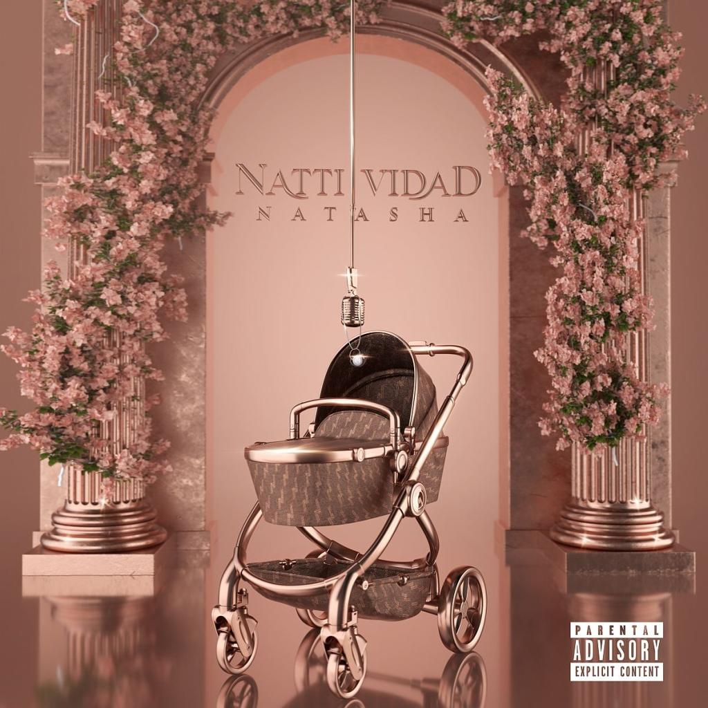 "Natti Natasha pubblica il suo secondo album: ""Nattividad"""