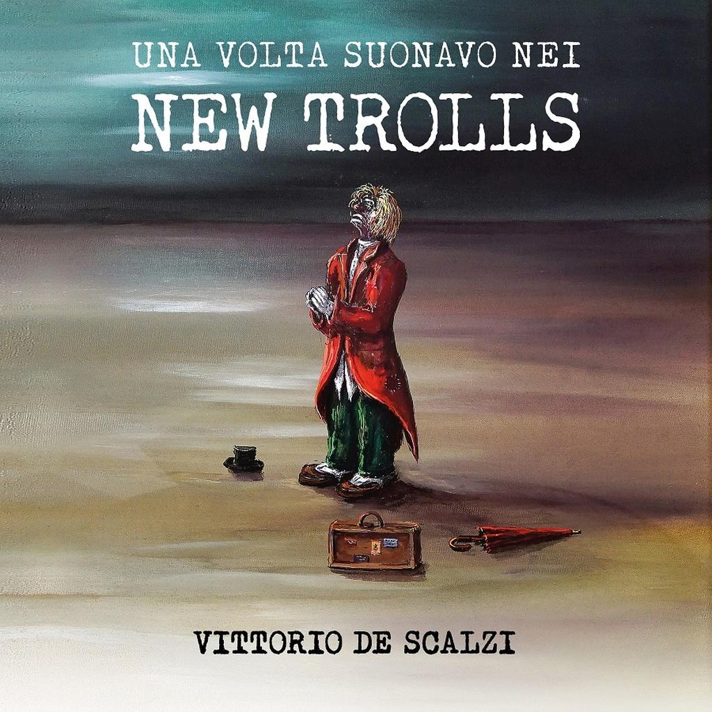 """""""Una volta suonavo nei New Trolls"""" il cofanetto di Vittorio De Scalzi (Dvd + 2 Cd + Libro)"""
