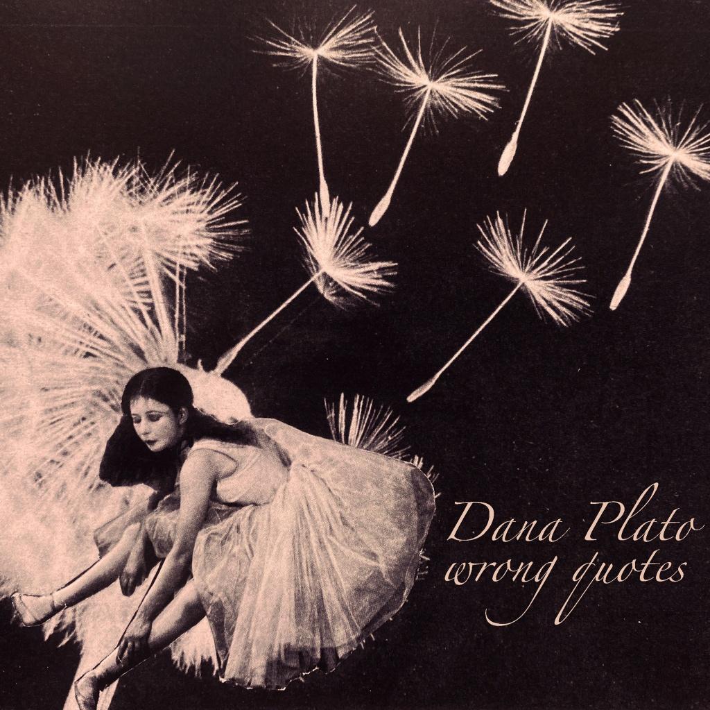 """""""Wrong Quotes"""" è l'album d'esordio dei Dana Plato"""