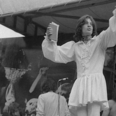 Il concerto dei Rolling Stones ad Hyde Park (1969) - Mostra fotografica