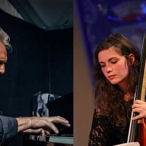 Enrico Intra-Margherita Carbonell duo in concerto