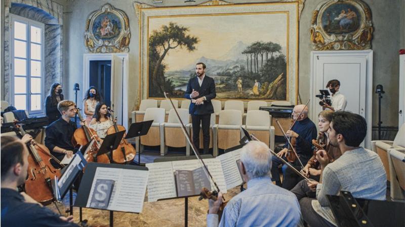 """""""Stauffer talks"""": ciclo di incontri per esplorare il futuro della musica"""
